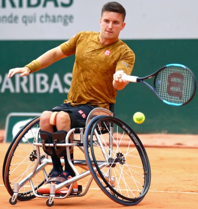 Gordon ready for French Open